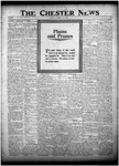 The Chester News May 16, 1922