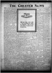 The Chester News May 23, 1922