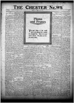 The Chester News May 30, 1922