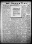 The Chester News August 22, 1922
