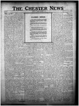 The Chester News September 1, 1922