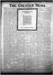The Chester News September 12, 1922