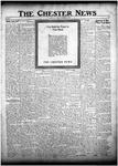 The Chester News September 15, 1922