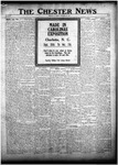 The Chester News September 22, 1922