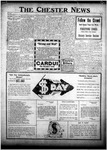 The Chester News September 26, 1922