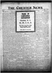 The Chester News September 26, 1922