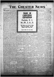 The Chester News September 29, 1922