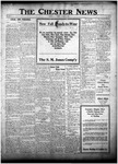 The Chester News October 10, 1922