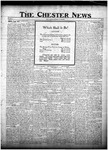 The Chester News October 17, 1922 by W. W. Pegram and Stewart L. Cassels