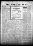The Chester News October 20, 1922 by W. W. Pegram and Stewart L. Cassels