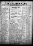 The Chester News October 24, 1922 by W. W. Pegram and Stewart L. Cassels