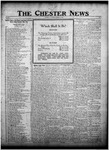 The Chester News October 27, 1922 by W. W. Pegram and Stewart L. Cassels