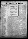 The Chester News October 31, 1922 by W. W. Pegram and Stewart L. Cassels