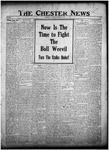The Chester News November 21, 1922 by W. W. Pegram and Stewart L. Cassels