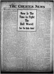 The Chester News November 24, 1922 by W. W. Pegram and Stewart L. Cassels