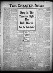 The Chester News November 28, 1922 by W. W. Pegram and Stewart L. Cassels