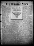The Chester News December 15, 1922 by W. W. Pegram and Stewart L. Cassels