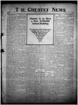 The Chester News December 19, 1922 by W. W. Pegram and Stewart L. Cassels
