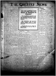 The Chester News January 2, 1923 by W. W. Pegram and Stewart L. Cassels