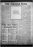 The Chester News March 13, 1923