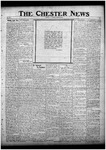 The Chester News March 30, 1923