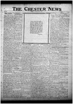 The Chester News April 10, 1923 by W. W. Pegram and Stewart L. Cassels