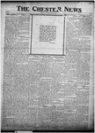 The Chester News April 17, 1923 by W. W. Pegram and Stewart L. Cassels