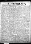 The Chester News May 8, 1923 by W. W. Pegram and Stewart L. Cassels