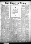 The Chester News May 11, 1923 by W. W. Pegram and Stewart L. Cassels