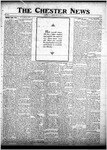The Chester News May 15, 1923 by W. W. Pegram and Stewart L. Cassels
