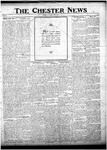 The Chester News June 8, 1923 by W. W. Pegram and Stewart L. Cassels