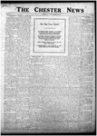 The Chester News September 4, 1923