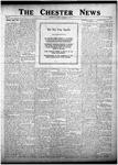 The Chester News September 7, 1923