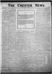 The Chester News September 25, 1923