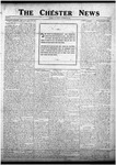 The Chester News September 28, 1923 by W. W. Pegram and Stewart L. Cassels