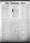 The Chester News October 16, 1923 by W. W. Pegram and Stewart L. Cassels
