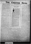 The Chester News October 23, 1923 by W. W. Pegram and Stewart L. Cassels