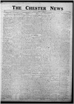 The Chester News October 26, 1923 by W. W. Pegram and Stewart L. Cassels