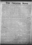 The Chester News October 30, 1923 by W. W. Pegram and Stewart L. Cassels