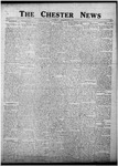 The Chester News November 2, 1923 by W. W. Pegram and Stewart L. Cassels