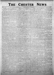 The Chester News November 6, 1923 by W. W. Pegram and Stewart L. Cassels