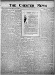 The Chester News November 12, 1923 by W. W. Pegram and Stewart L. Cassels