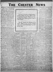 The Chester News November 16, 1923 by W. W. Pegram and Stewart L. Cassels