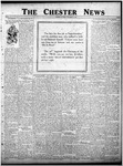 The Chester News November 23, 1923 by W. W. Pegram and Stewart L. Cassels