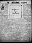 The Chester News December 4, 1923 by W. W. Pegram and Stewart L. Cassels