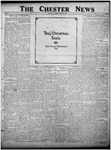 The Chester News December 7, 1923 by W. W. Pegram and Stewart L. Cassels