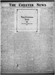 The Chester News December 11, 1923 by W. W. Pegram and Stewart L. Cassels