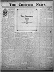 The Chester News Decemeber 14, 1923 by W. W. Pegram and Stewart L. Cassels
