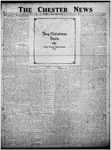 The Chester News December 18, 1923 by W. W. Pegram and Stewart L. Cassels