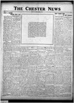 The Chester News March 20, 1925